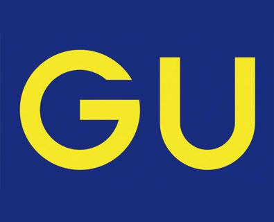 GUのロゴ