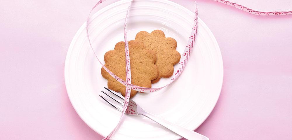 ダイエットクッキーとメジャー